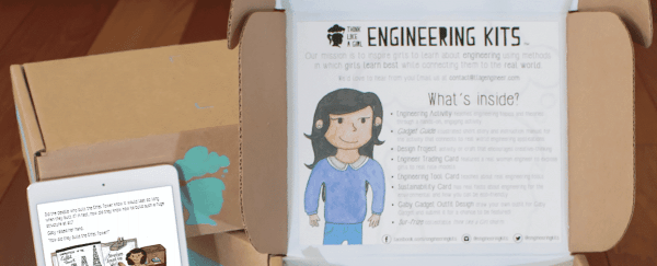 Think Like A Girl - Engineering Kits