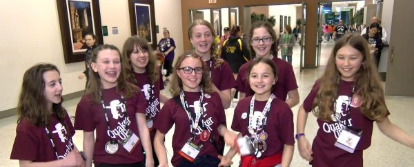 Video: SWENexters Compete in FIRST Lego League Championship in St. Louis