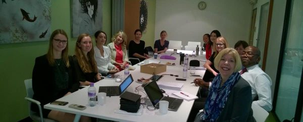 Society of Women Engineers Hosts London Focus Group Discussion