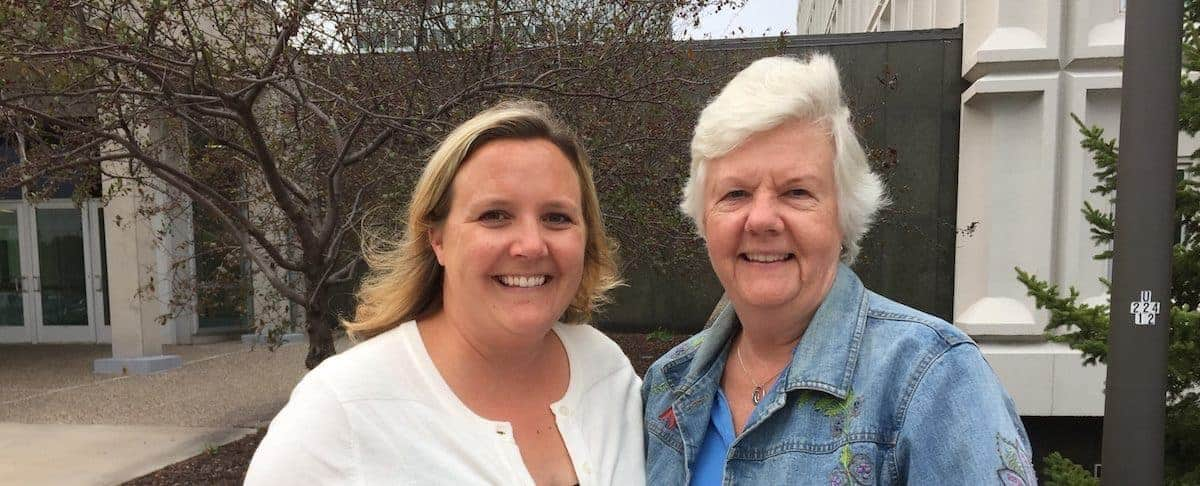 For Mother's Day: Engineering Across the Generations