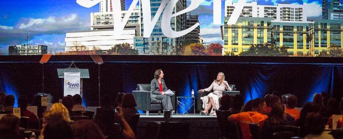 WE-TV: WE17 Opening Keynote Speaker Lorraine Bolsinger of GE