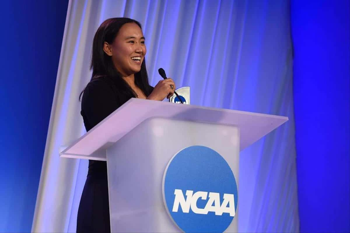 2016 NCAA Woman of the Year