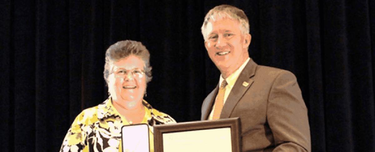 SWE Leader Receives ASEE National Teaching Award
