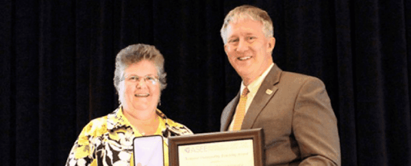 SWE Leader Receives ASEE National Teaching Award