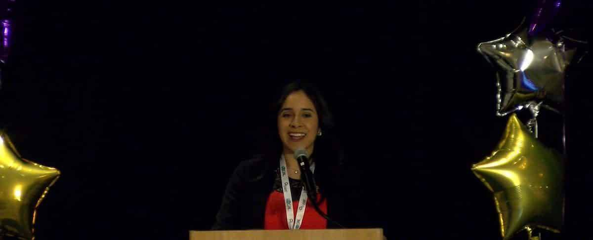 Video: WE Local San Jose Keynote Speaker Monica Moya
