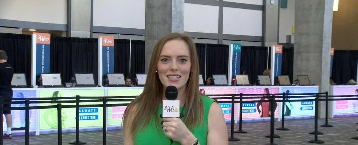 WE-TV: Onsite at WE17, SWE's Annual Conference