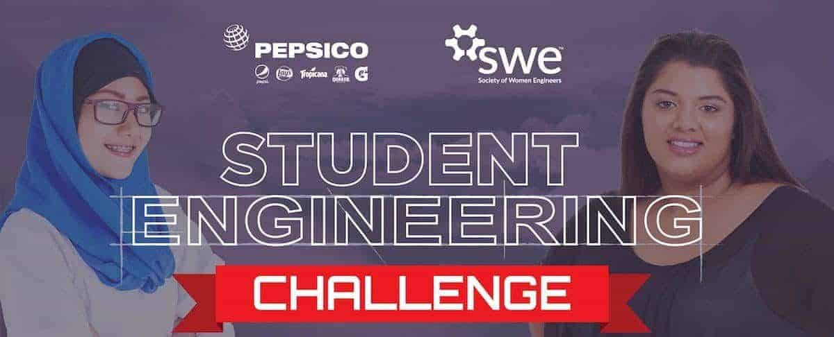 SWE and PepsiCo Announce Third Annual Student Engineering Challenge