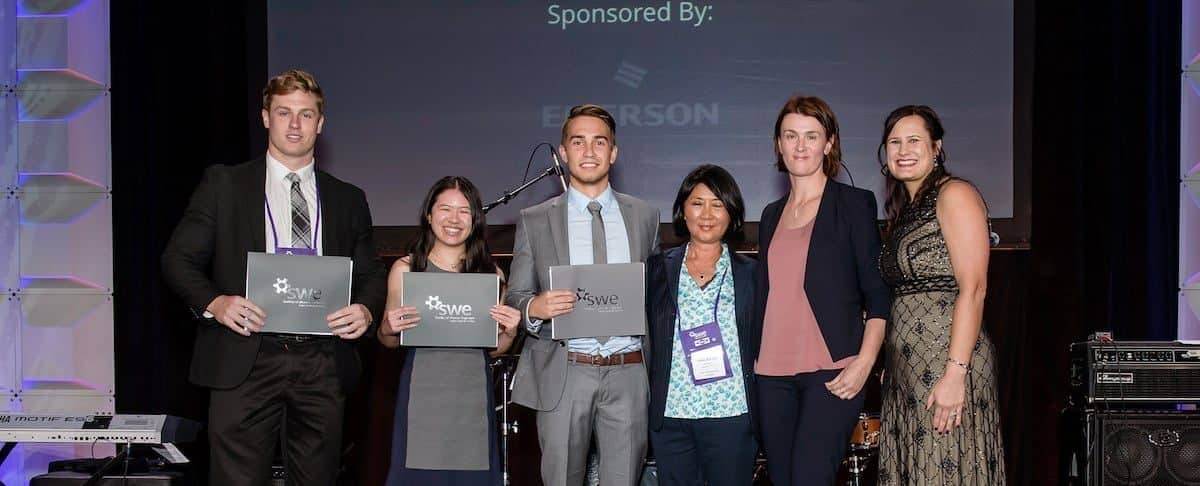 Congrats to the Winners of the PepsiCo/SWE Student Engineering Challenge!