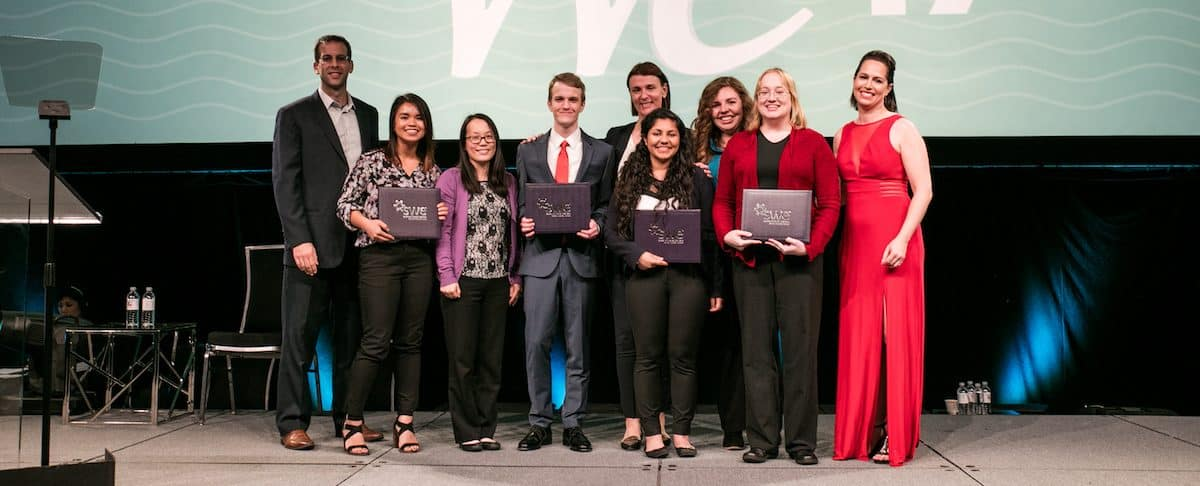 Winners of PepsiCo/SWE Student Engineering Challenge Announced