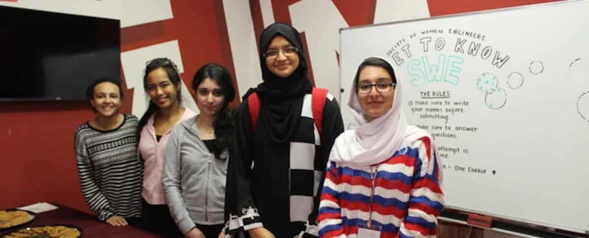 Spotlight on SWE Texas A&M University at Qatar