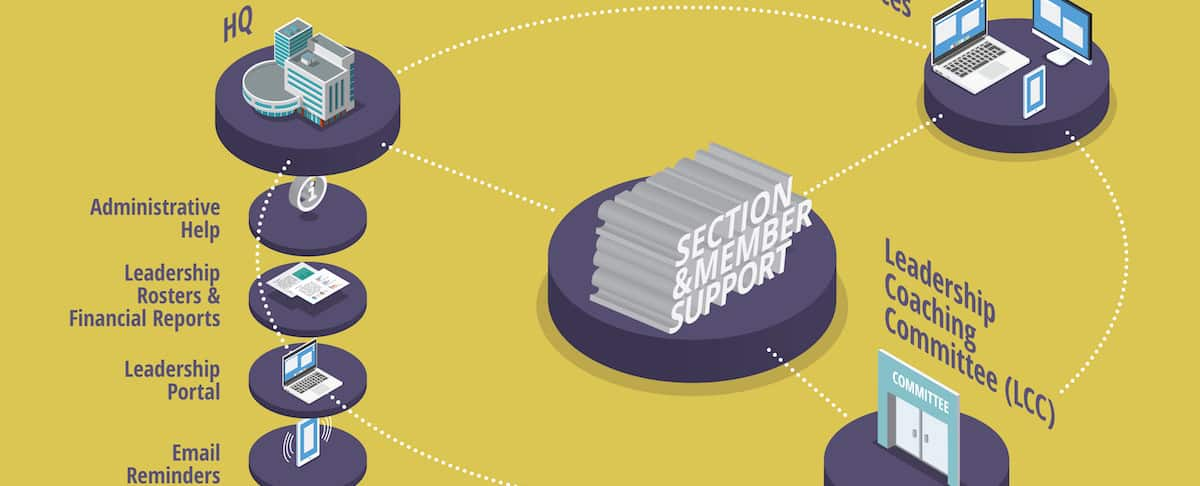 Section and Member Support: The Future of SWE