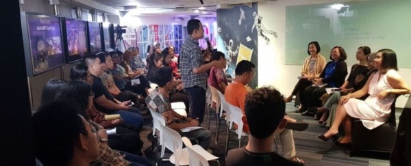 Swe's Jakarta Affiliate Hosts Its First Event