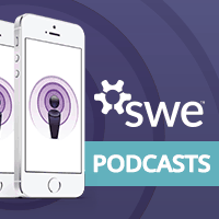 Listen to SWE Podcasts on SoundCloud and iTunes