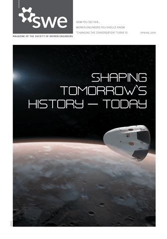 SWE Magazine: Shaping Tomorrow's History Today