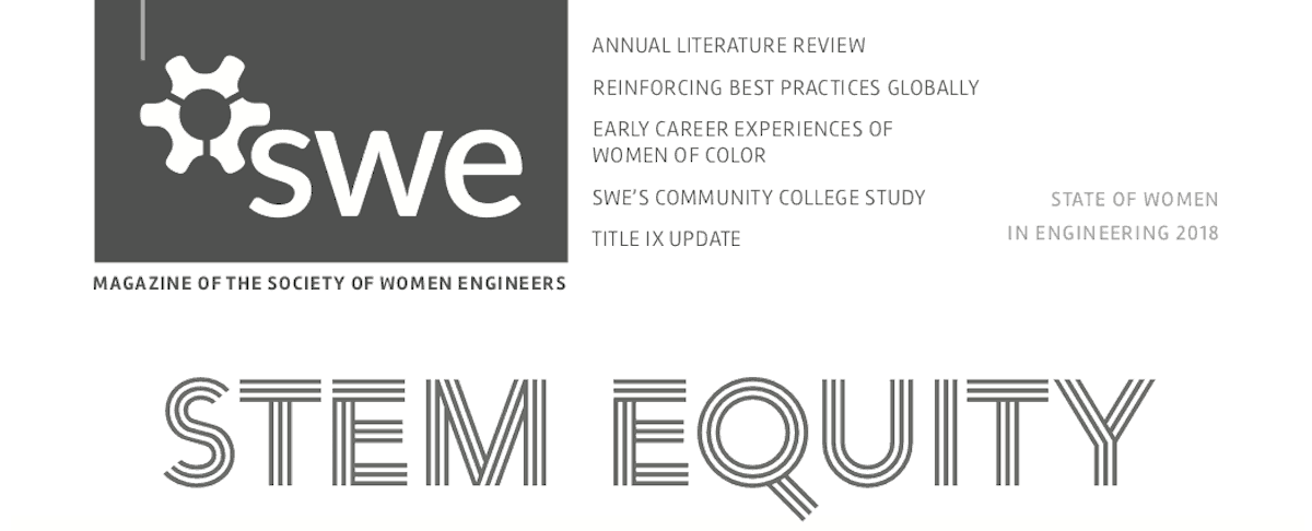 Women Engineers Advocate on Capitol Hill as SWE Releases Annual Literature Review
