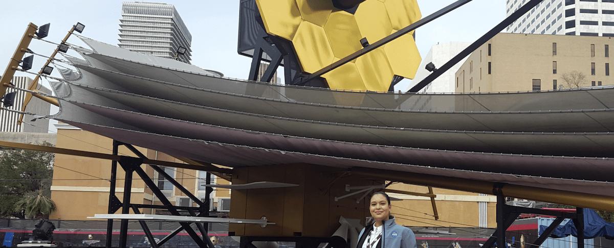 Hispanic Heritage Month Spotlight: Scarlin Hernandez