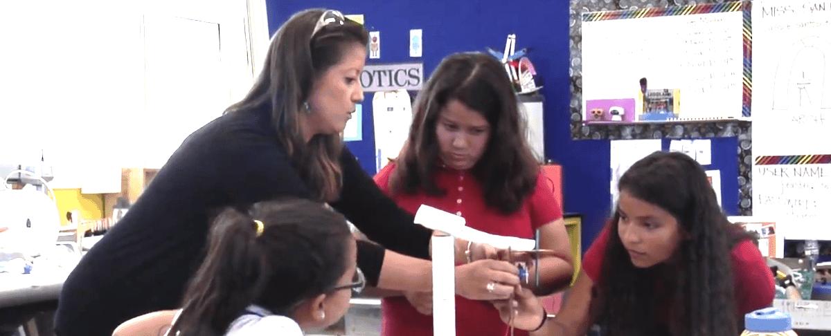 Spotlight on K-12 SWE Educator Member Cassie Rivaldi