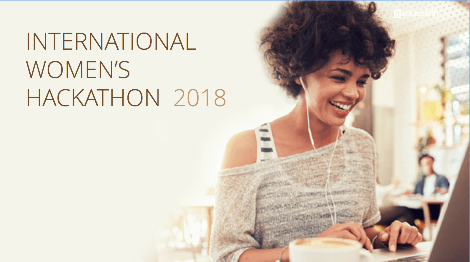 Register for International Women's Hackathon 2018