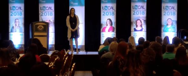 Video: WE Local Keynote Speaker Sonia Rocha-Sanchez
