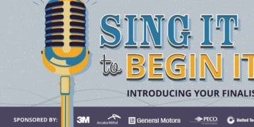 Video: Check Out Our WE16 Sing It to Begin It Finalists!
