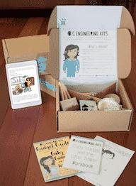 Think Like A Girl - Engineering Kit