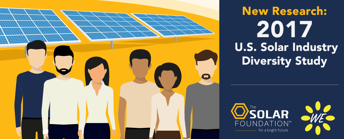 Study Provides Insights on Solar Industry Workforce Diversity