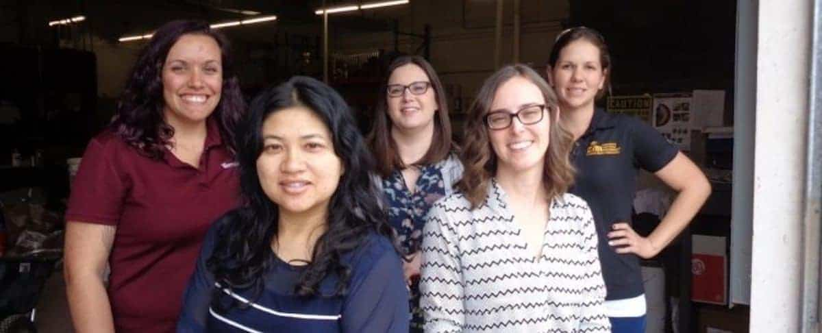 Women Engineers from Terracon Featured for Engineers Week - All Together