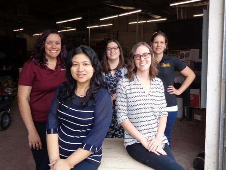 Women Engineers from Terracon Featured for Engineers Week