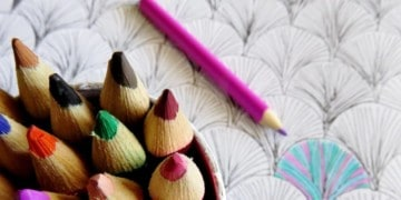 Adult Coloring Books Make a Comeback