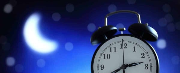 Spring Forward: Not Sleeping Through the Night May Be Natural