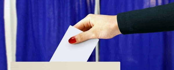 SWE Members: It's Time to Vote in SWE's FY19 Election