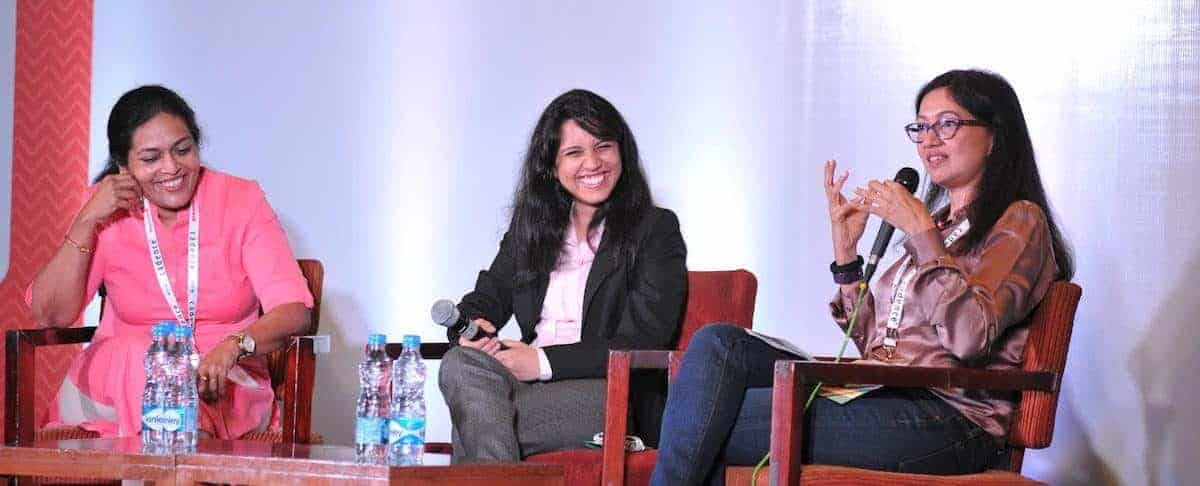 Energizing Women Engineers in India and Europe