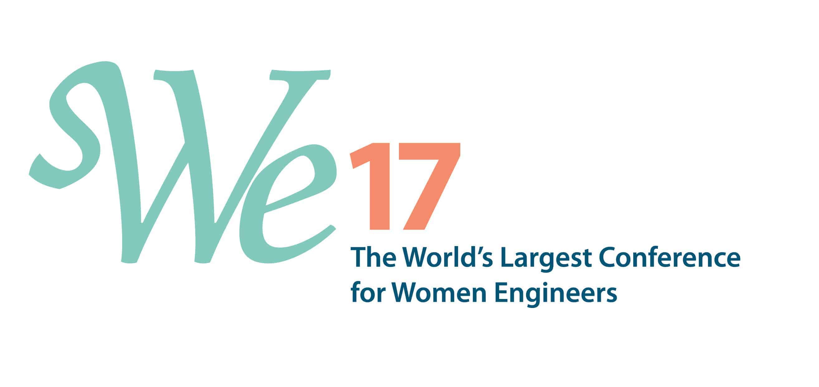 WE17 - SWE's Annual Conference - is Only a Few Weeks Away