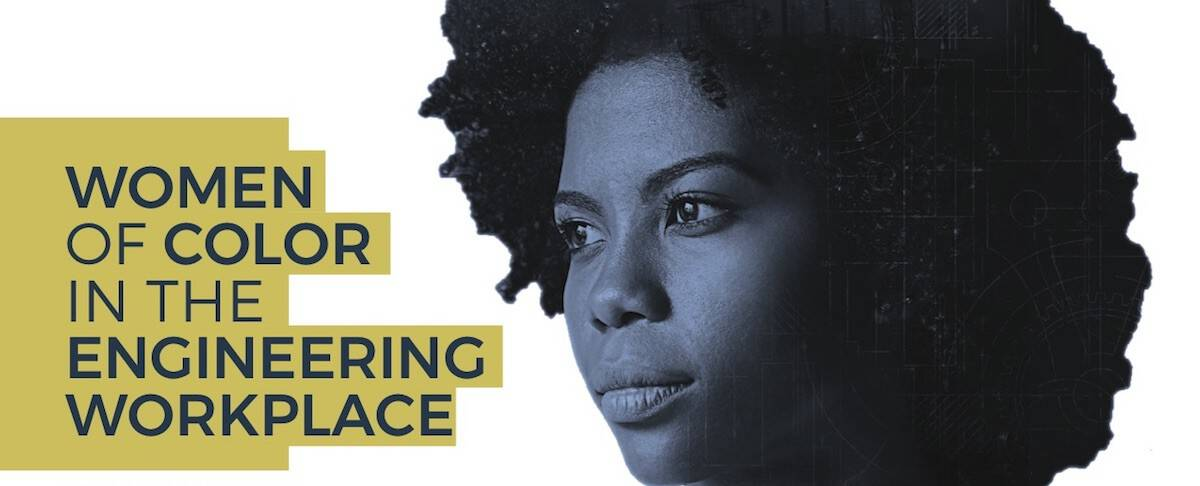 New SWE Research: Women Engineers of Color in Early Career