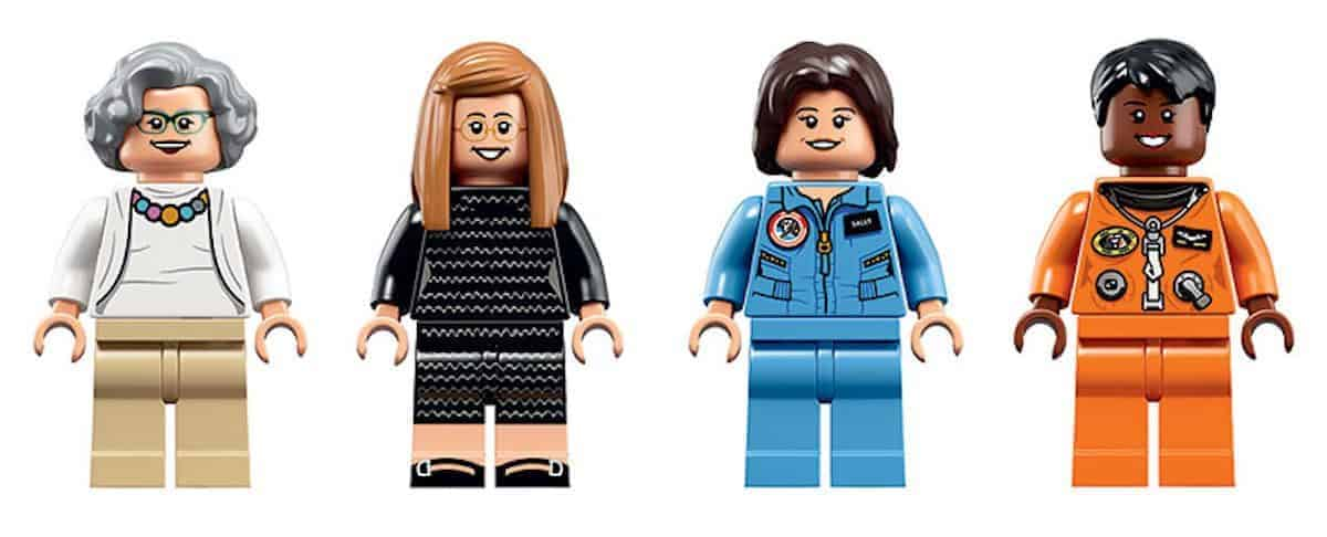 LEGO® Launches Women of NASA LEGO Set