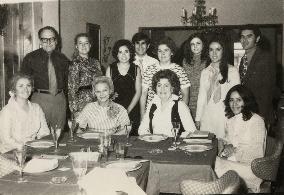 Society of Women Engineers — Abernathy Scholarship. SWE Luncheon