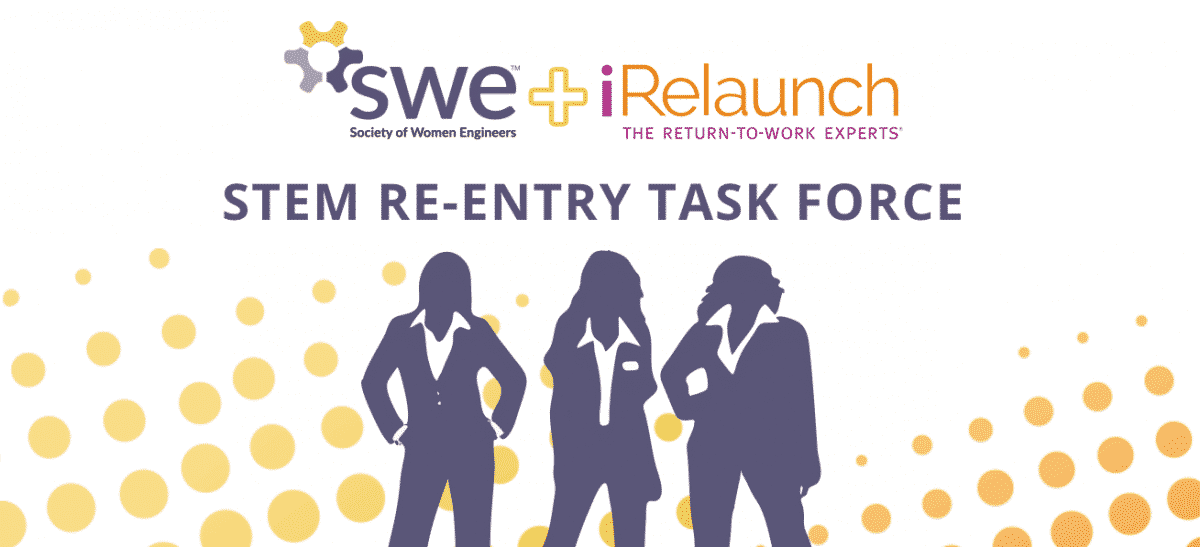 SWE Releases STEM Re-entry Task Force White Paper