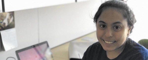 Congrats: Sheetal Singh, New Century Scholar