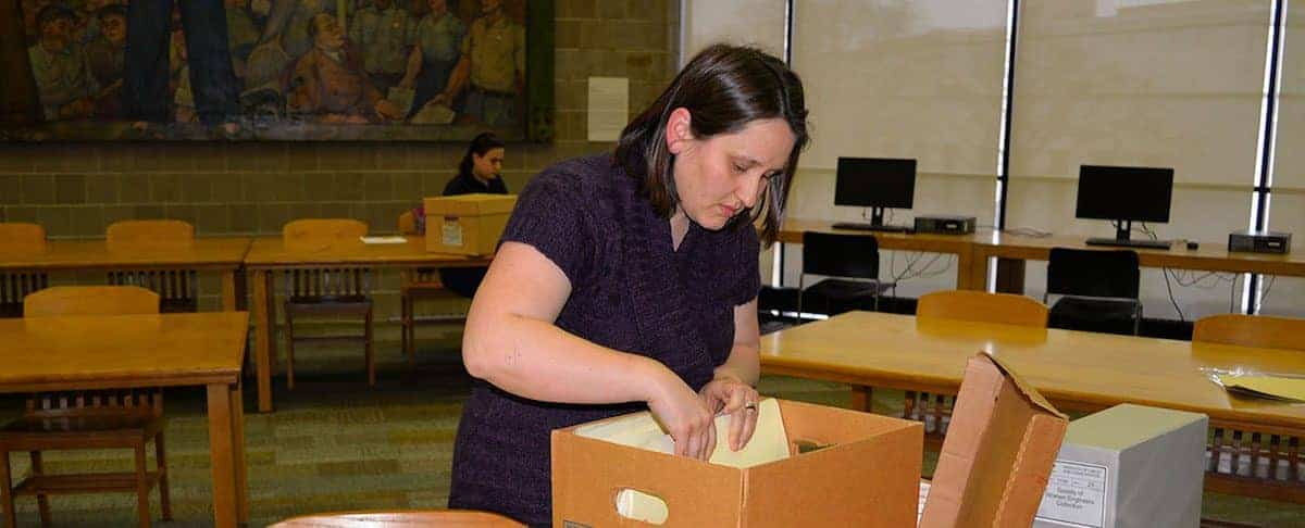 The Archives and the Archivist: Sharing SWE's Story Together