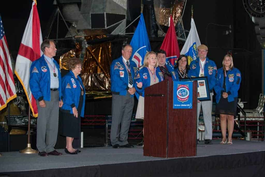 society of women engineers, space camp hall of fame