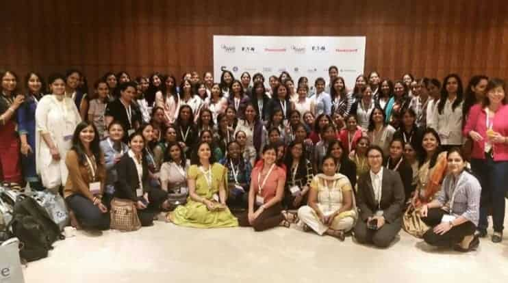 Spotlight: SWE's International Ambassador to Pune Riya Thakkar