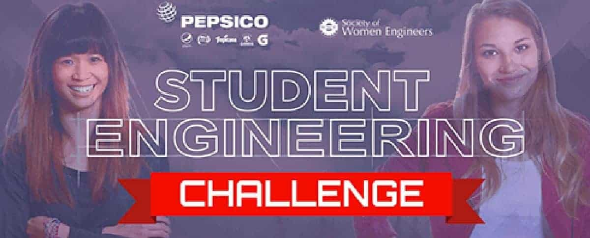 PepsiCo and SWE Seek Innovation and Solutions in Student Engineering Challenge