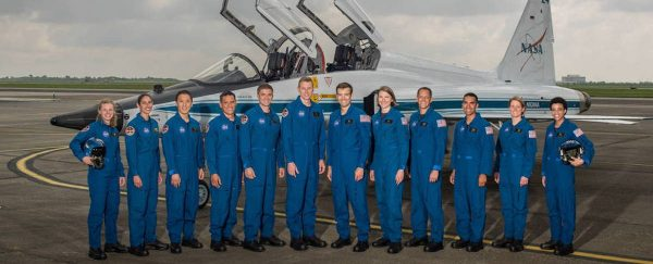 Three New Astronaut Candidates Are Women Engineers