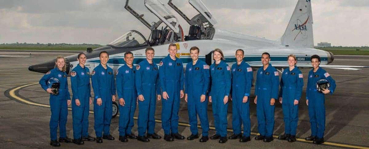Three New Astronaut Candidates Are Women Engineers