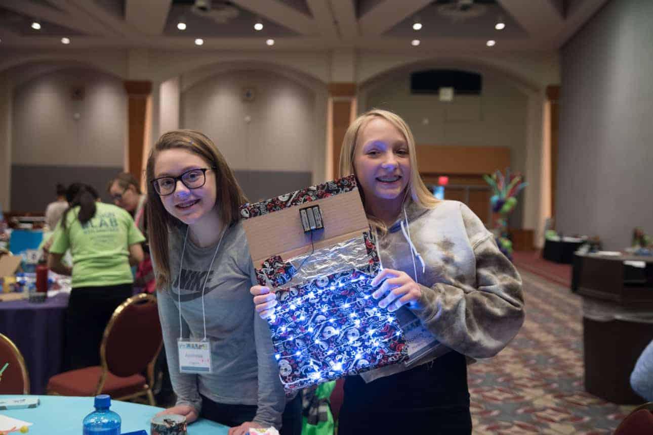 SWENext DesignLab Providence Inspires Girls