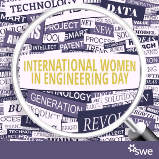 This year International Women in Engineering Day (INWED) is 'Raising the Bar' International Women in Engineering Day