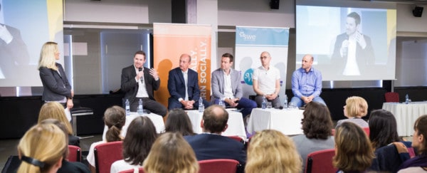 Video: Men As Diversity Partners Panel in Prague
