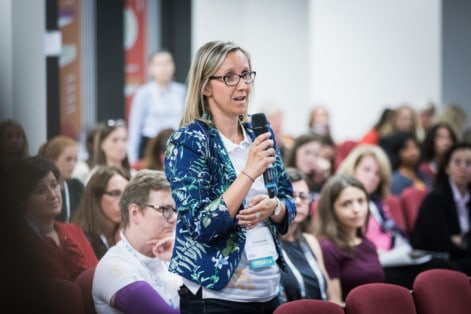 Video: Sophie Grugier of Schneider Electric at WE Local Europe in Prague