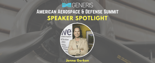 Jonna Gerken to Speak at American Aerospace & Defense Summit