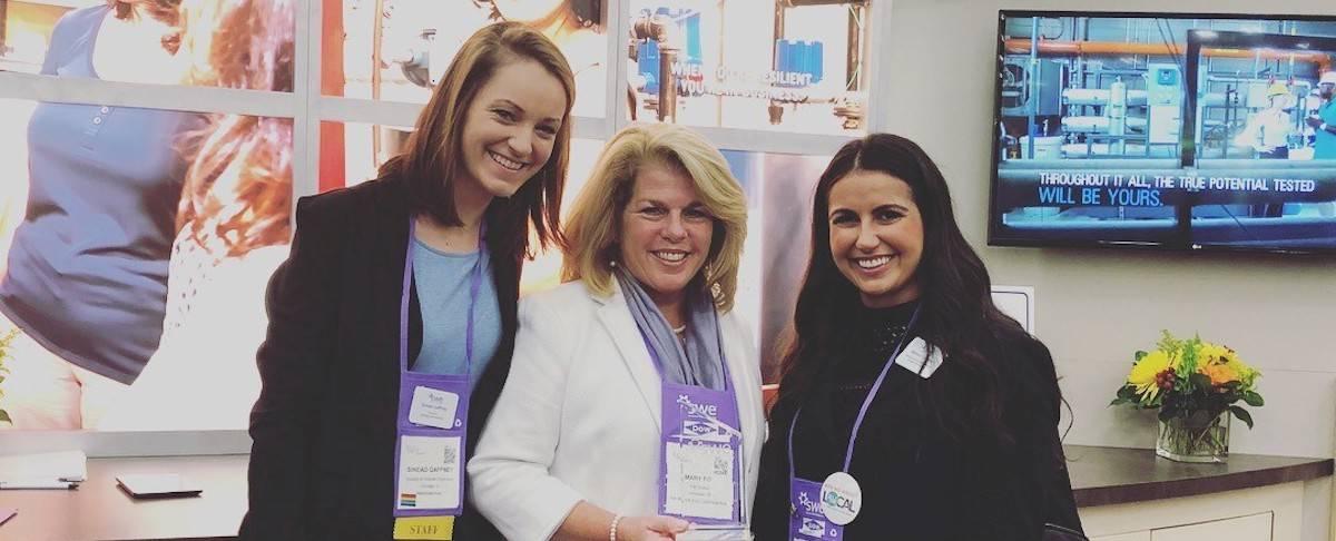 SWE Staff Spotlight: Monica Cutrone